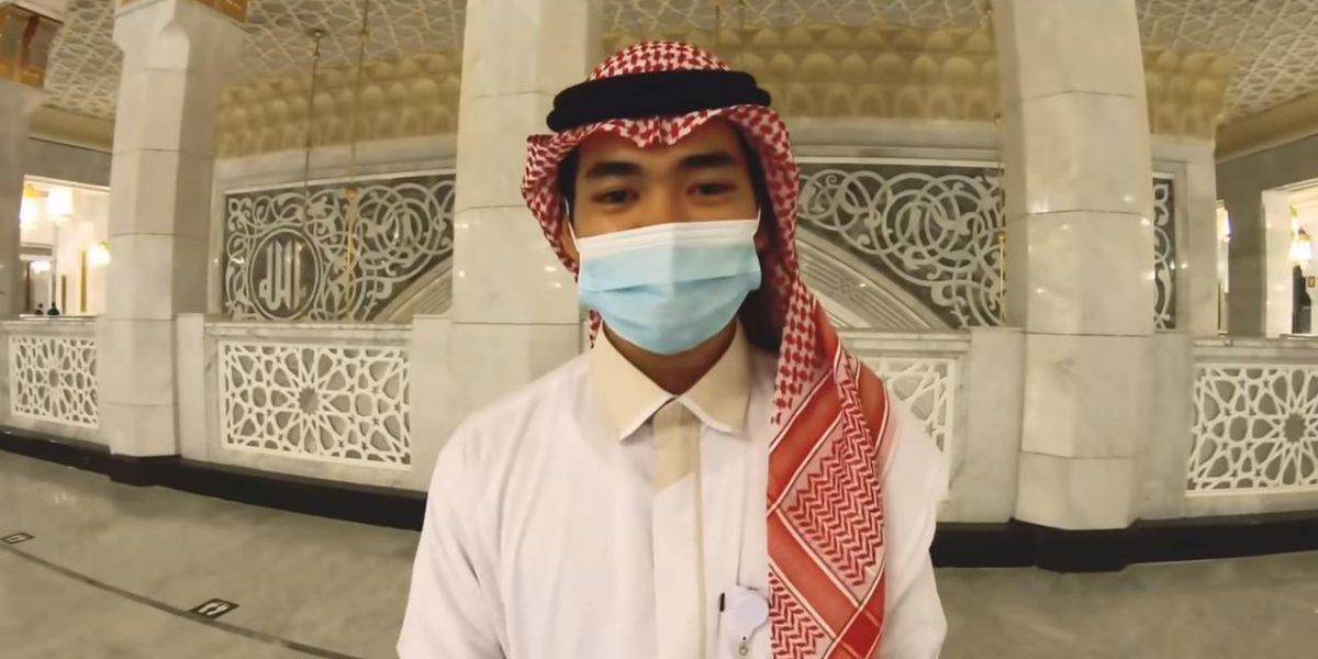 Anak Asal Madura Bekerja di Majidil Haram