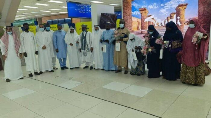 Jamaah Umroh Pertama di Saudi